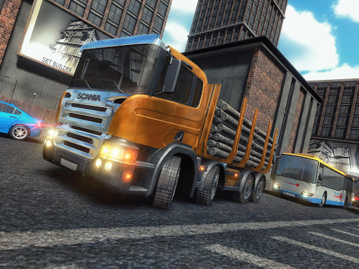 Offroad Truck Construction Transport 1.7 screenshots 13