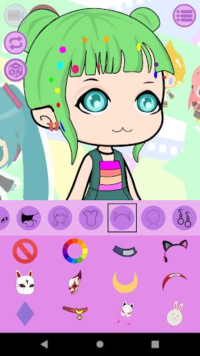 Avatar Maker: Anime Chibi screenshots 3