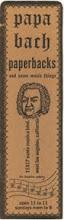 Photo: Papa Bach Paperbacks (2)