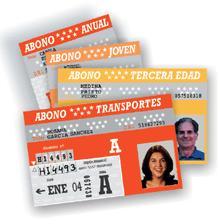 Fotografía de Abono Transportes de Madrid