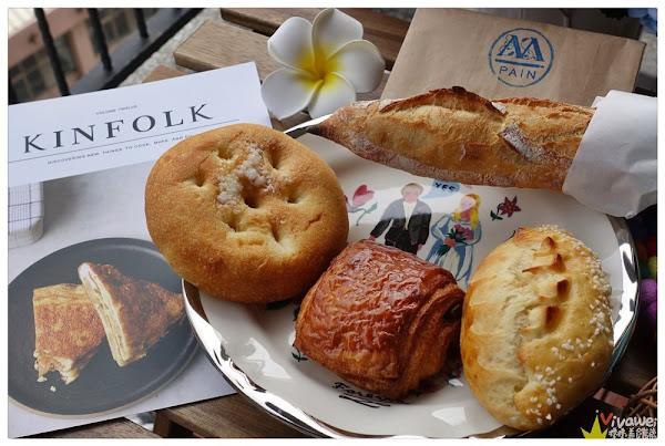 M PAIN Boulangerie&Pâtisserie (桃園中壢)-N訪歐式老宅庭院風的好吃麵包!