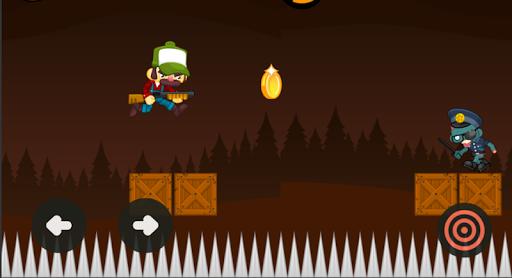 Zombies Hunter Hero  captures d'écran 1
