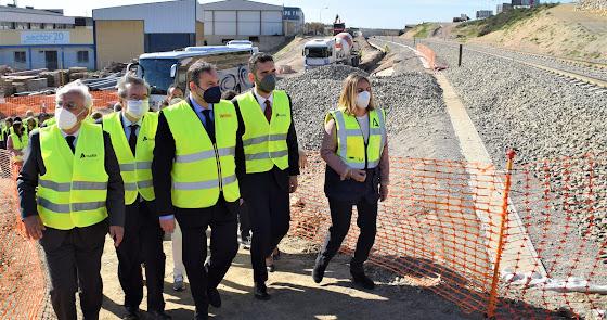 AVE Almería-Murcia: otro paso más para el soterramiento de Lorca