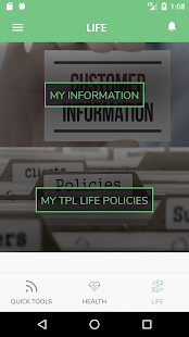 TPL Life- screenshot thumbnail