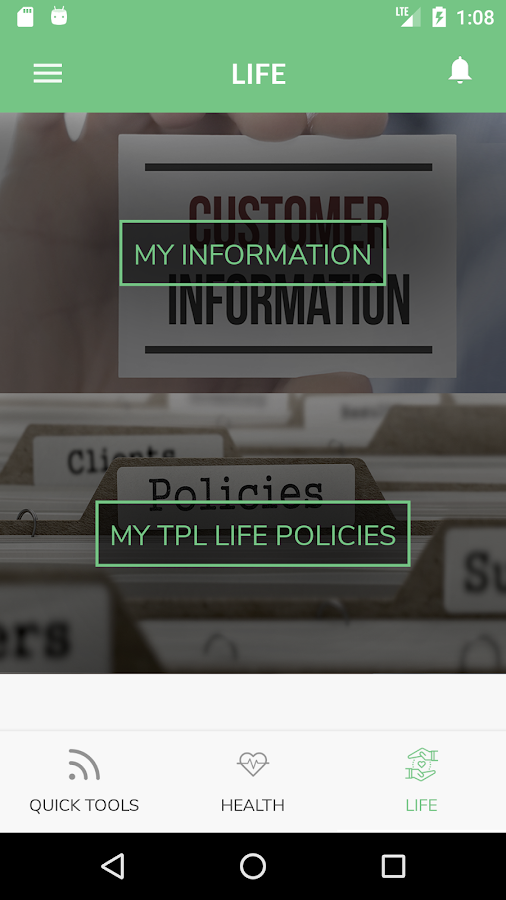TPL Life- screenshot