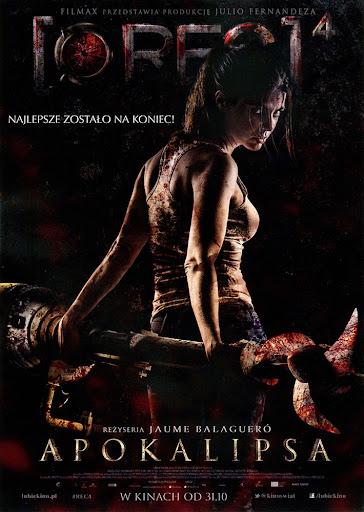 Przód ulotki filmu '[REC] 4: Apokalipsa'