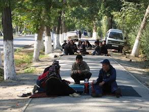 Photo: Ferghana, street, no comment