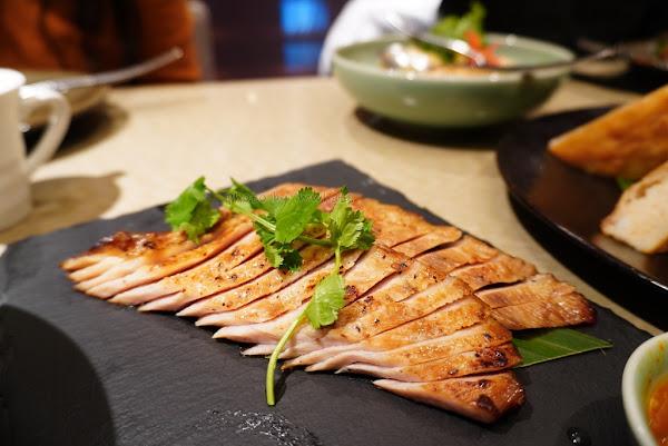 台北•再訪喜來登飯店素可泰餐廳