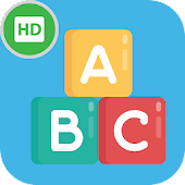 ABC Song - Kids Rhymes Videos, Phonics Learning