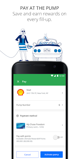 Chase Pay®   Earn, Save, Order - Revenue & Download