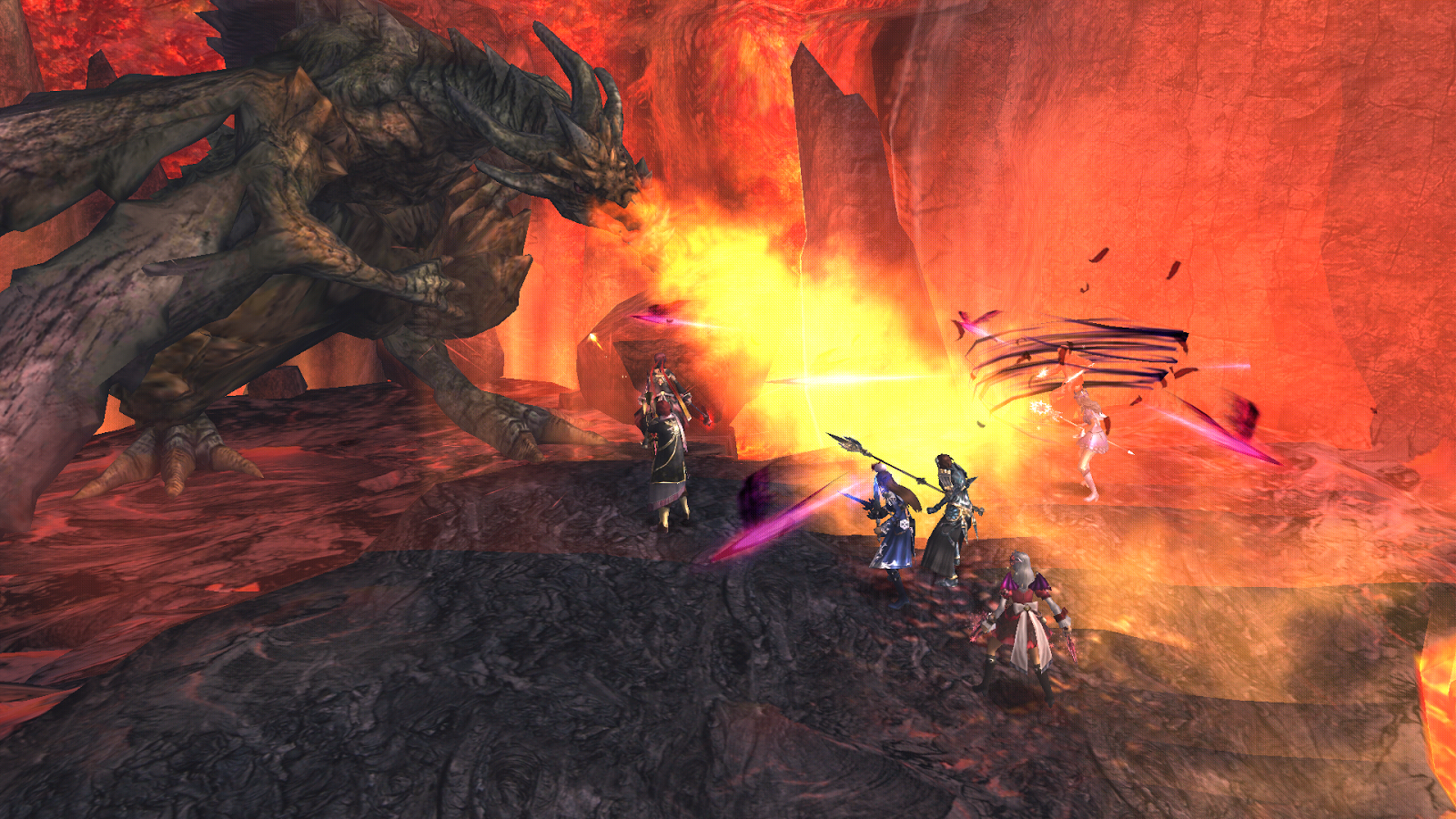ONLINE RPG AVABEL [Action]- screenshot