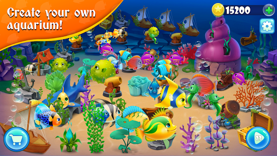 Aqua fish- screenshot thumbnail