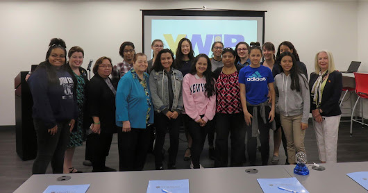 WIB-Metro New York: Encouraging Young Women In STEM, May 3, 2018