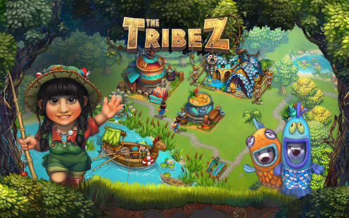 The-Tribez-Build-a-Village 8