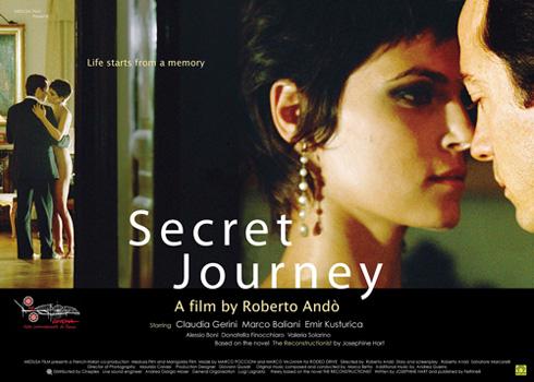 Secret Journey海報