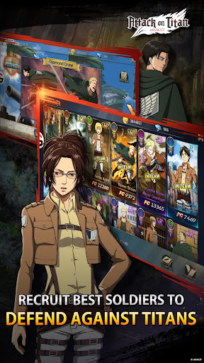 Attack on Titan: Assault screenshot 18