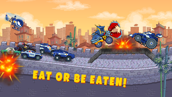 Car Eats Car 3 – Racing Game 11