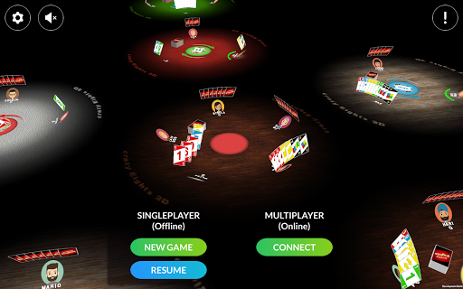 Crazy Eights 3D modavailable screenshots 15