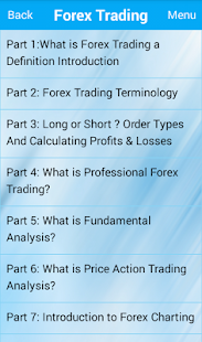 Risk Free Forex Earning Guide- screenshot thumbnail
