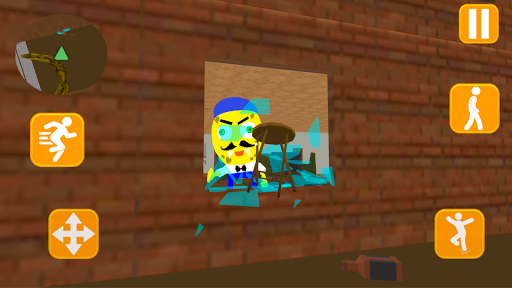 Neighbor Sponge. Scary Secret 3D 1.4 screenshots 2