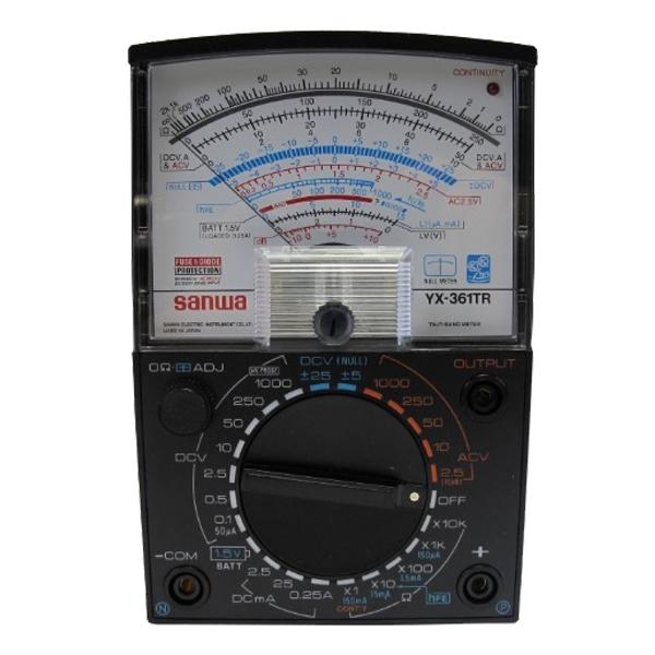 Đồng hồ vạn năng chỉ thị kim sanwa 361tr
