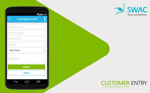 Swac App screenshot 3