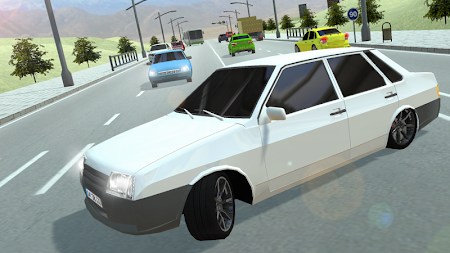 Russian Cars: 99 and 9 in City 1.2 screenshot 582684