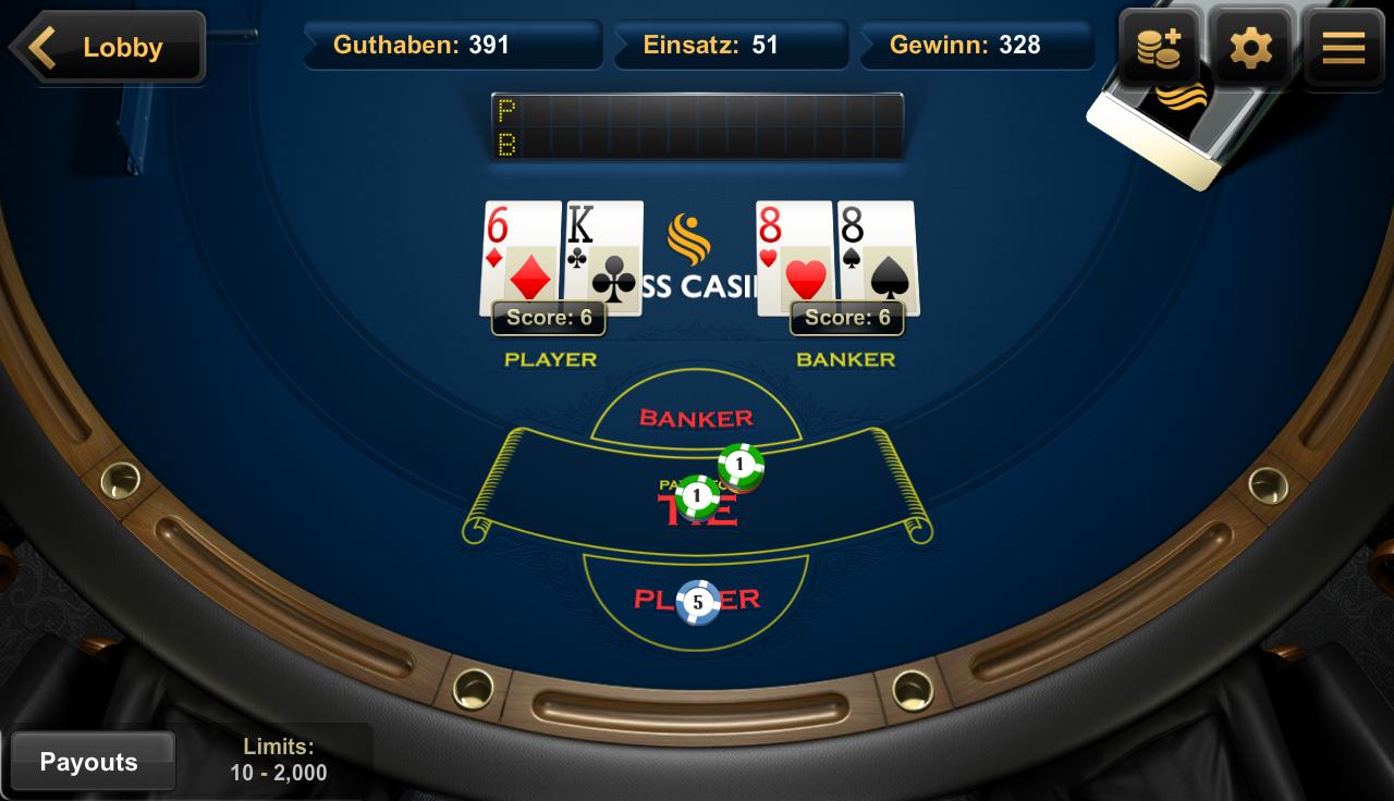 swiss casino online pley tube