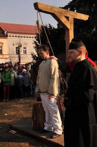 2013 Odsudenie a poprava Janosika