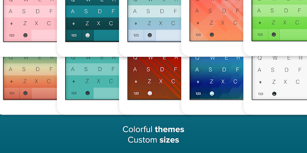 Fleksy + GIF Keyboard Screenshot 9