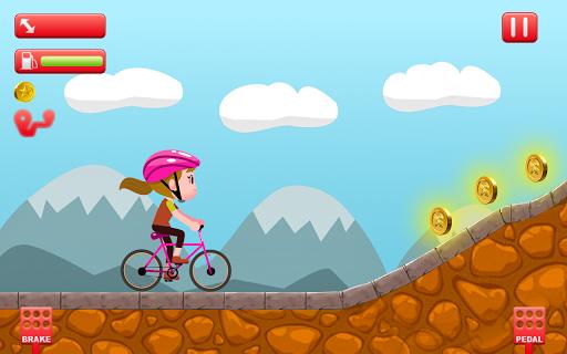 Bike Man Cycling Stunt Tricky Races 1.0 screenshots 3