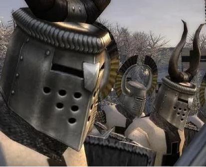 Knight Swordsman Fighter