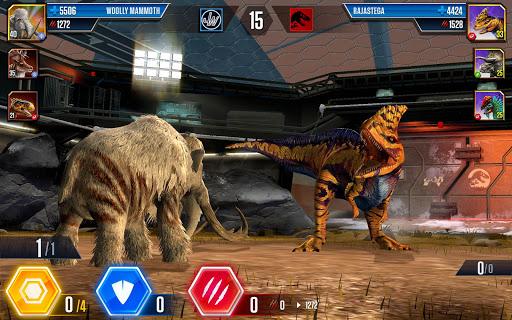 Jurassic Worldu2122: The Game 1.45.1 Screenshots 14