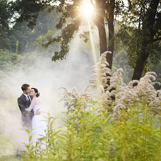 Wedding photographer Grazhina Lomovskaya (vivver). Photo of 14.09.2014