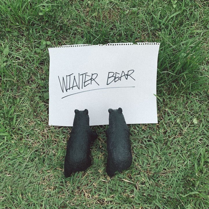 bts v 39 s winter bear comes with a personal hidden message. Black Bedroom Furniture Sets. Home Design Ideas