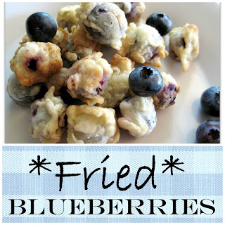 Fried Blueberry Recipes