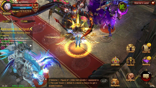 Mu of Legends V3.1 3.0.0 screenshots 2