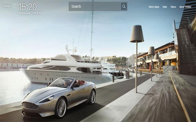 Aston Martin Wallpapers Hd Theme