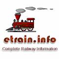 Indian Railways @etrain.info download