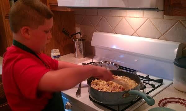 Sausage Tortellini Recipe