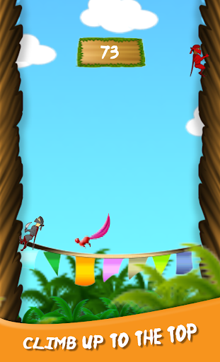 Jungle Ninja Runner