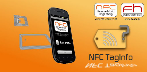 NFC TagInfo - Apps on Google Play