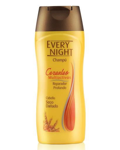 champu every night lisos vitalizados seco-danado 350 ml