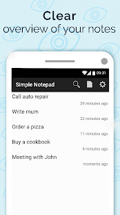 Simple Notepad & Call Identifier 5