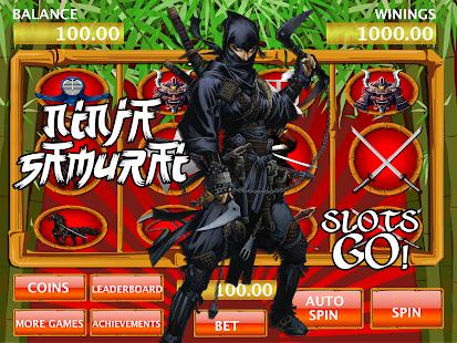 Ninja Jackpot