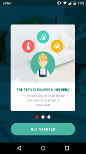 Houzkare - On demand home care- screenshot thumbnail