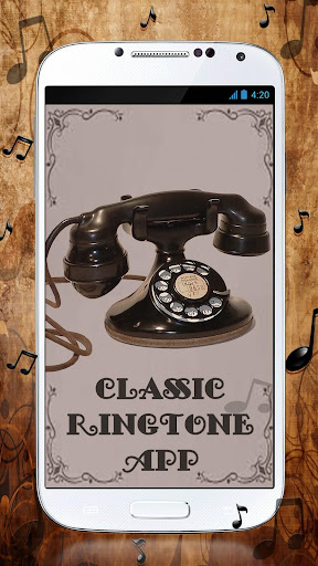 Old Phone Ringtones u260e Classic Ringtone App 1.3 screenshots 2