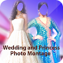 Wedding Princess Photo Montage APK icon