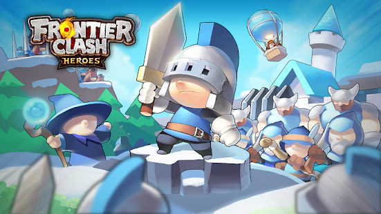 Realm Wars - Frontier Clash: Heroes Screenshot