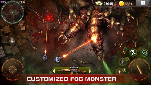 Zombie Shooter:  Pandemic Unkilled - screenshot